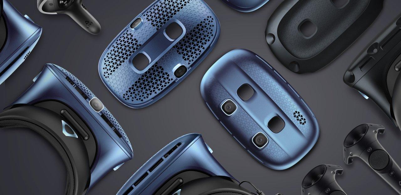 HTC lanserar nya VR-headsets i Cosmos-familjen