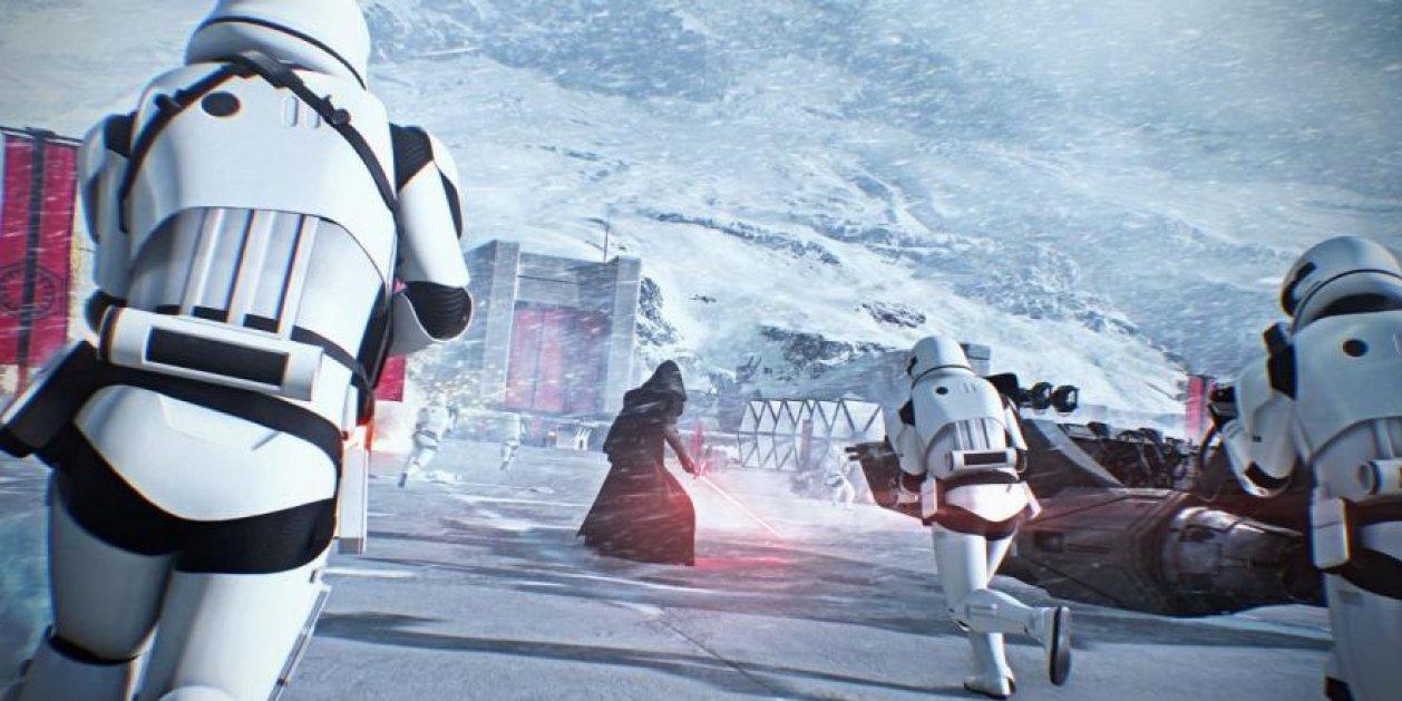 EA lade ner spinoff på Star Wars: Battlefront förra året