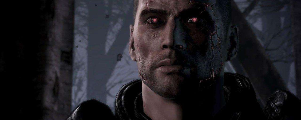 Blott 8 % av Mass Effect-spelarna valde den ondskefulla vägen
