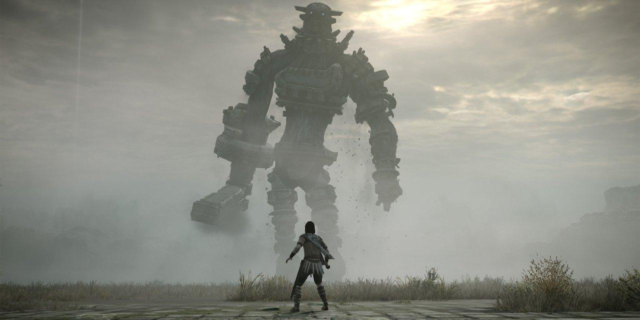 Shadow of the Colossus ett av PS Plus-spelen i mars, enligt annons
