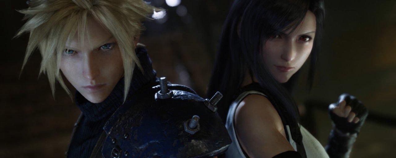Final Fantasy VII – demo ute nu!