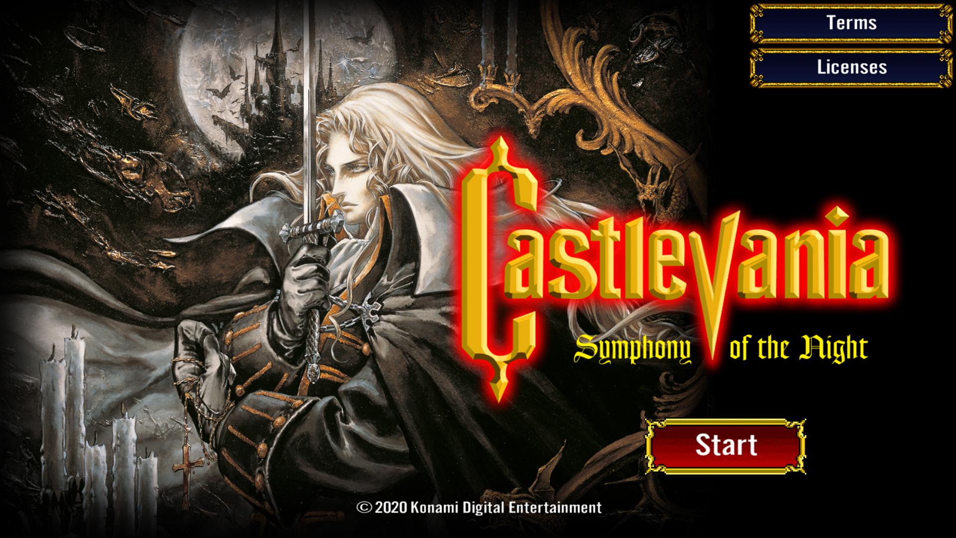 Nu kan spela ett av Lövets favorit-Castlevania på mobil