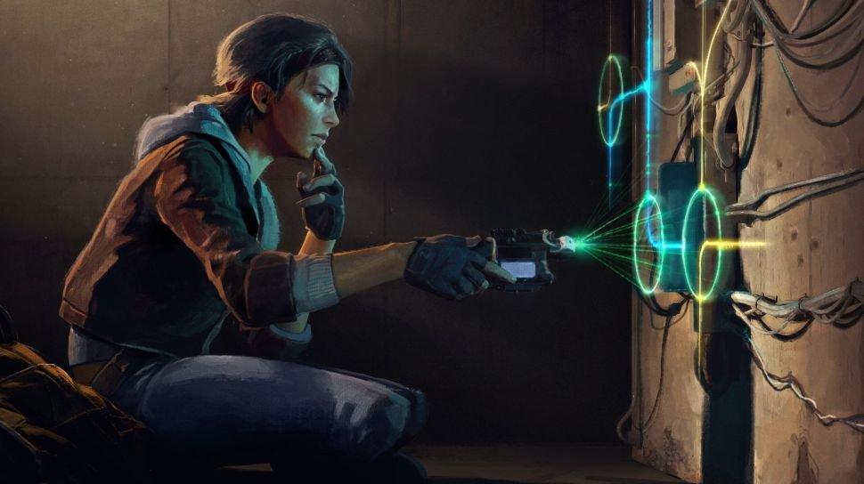 Se 13 minuter Valve-kommenterad gameplay