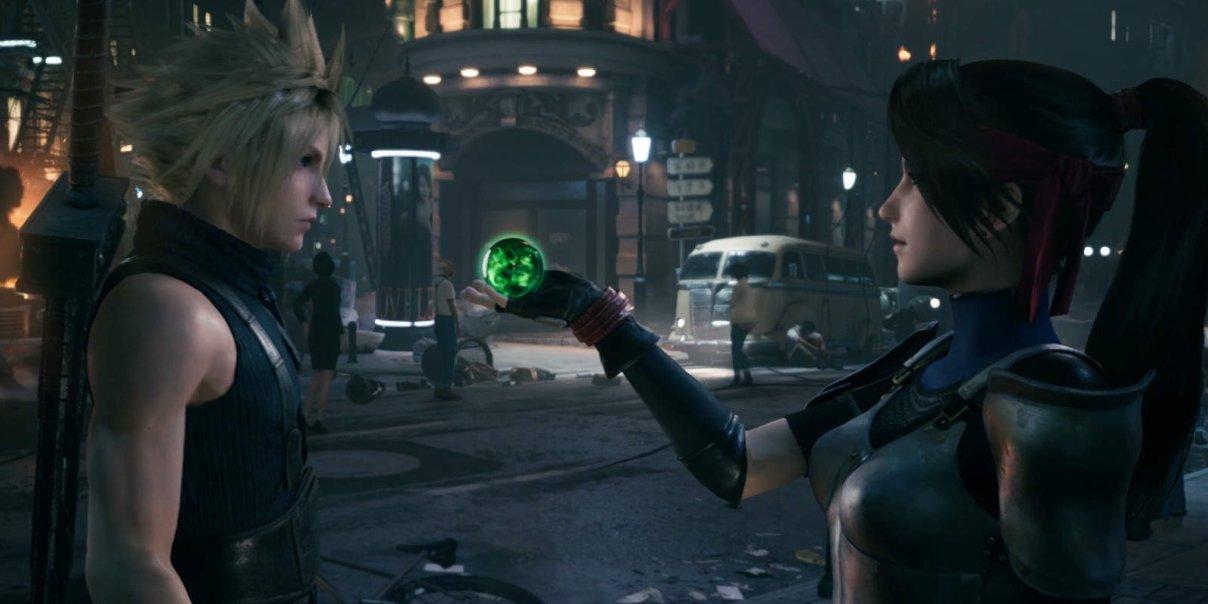 Sidouppdragen i Final Fantasy VII Remake håller lika hög klass som huvudstoryn