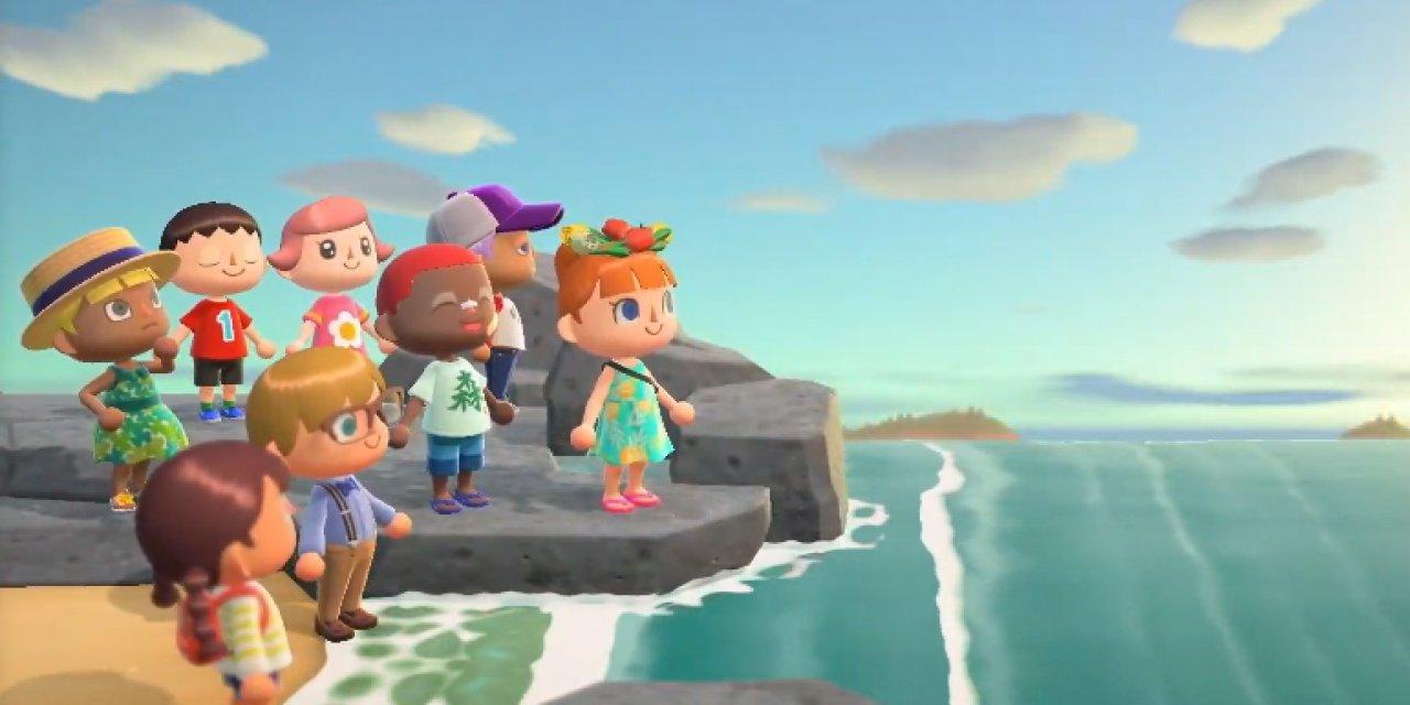 Animal Crossing: New Horizons ännu en betygssuccé för Switch