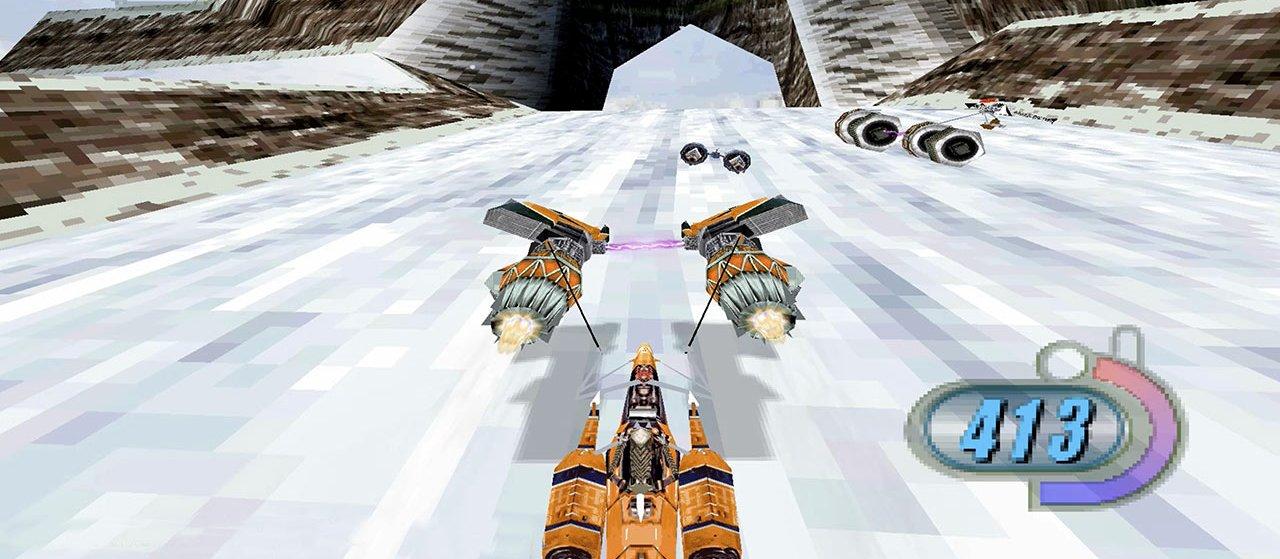 Spela Star Wars: Jedi Academy på Switch och PS4 idag - Episode 1 Racer snart