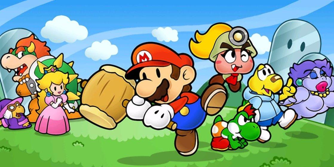 Nya Paper Mario ska bli som gamla Paper Mario, enligt rykte