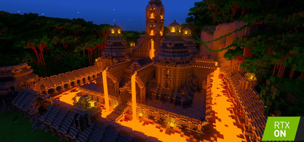 Minecraft får kraftfull grafisk förbättring på pc i veckan, i och med RTX-betan