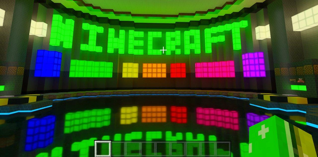 Strålspårning på! Se gameplay från Minecraft RTX