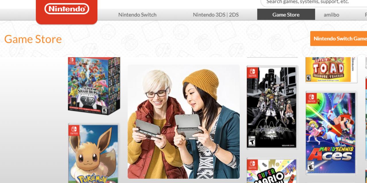 Nintendo drabbas av intrång – 160 000 konton på vift
