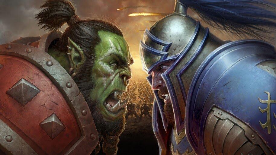 Vänsterpartiet anordnar Första maj-tåg i World of Warcraft