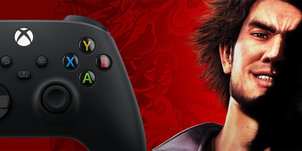Skrällen! Yakuza: Like a Dragon blir lanseringstitel på Xbox Series X