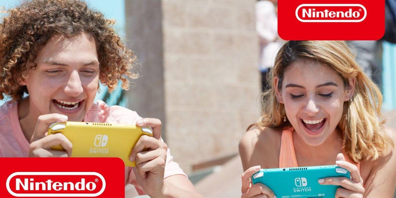 Nintendo siktar på att locka icke-gamers till Switch
