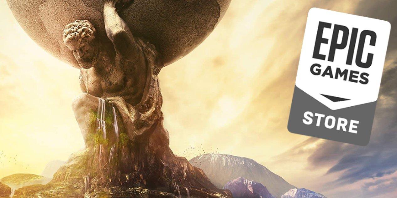 Civ VI med flera – ytterligare tre gratisspel från Epic kan ha avslöjats i förväg