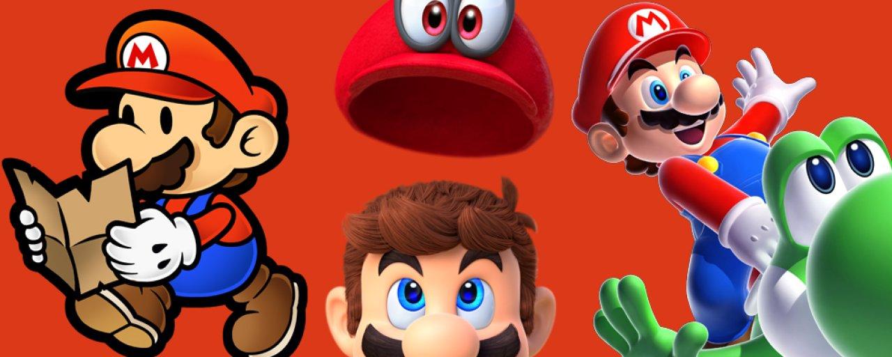 Quiz – Kan du matcha Mario-bilden med rätt Mario-spel?