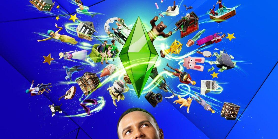 Ooh be gah? The Sims blir realityserie