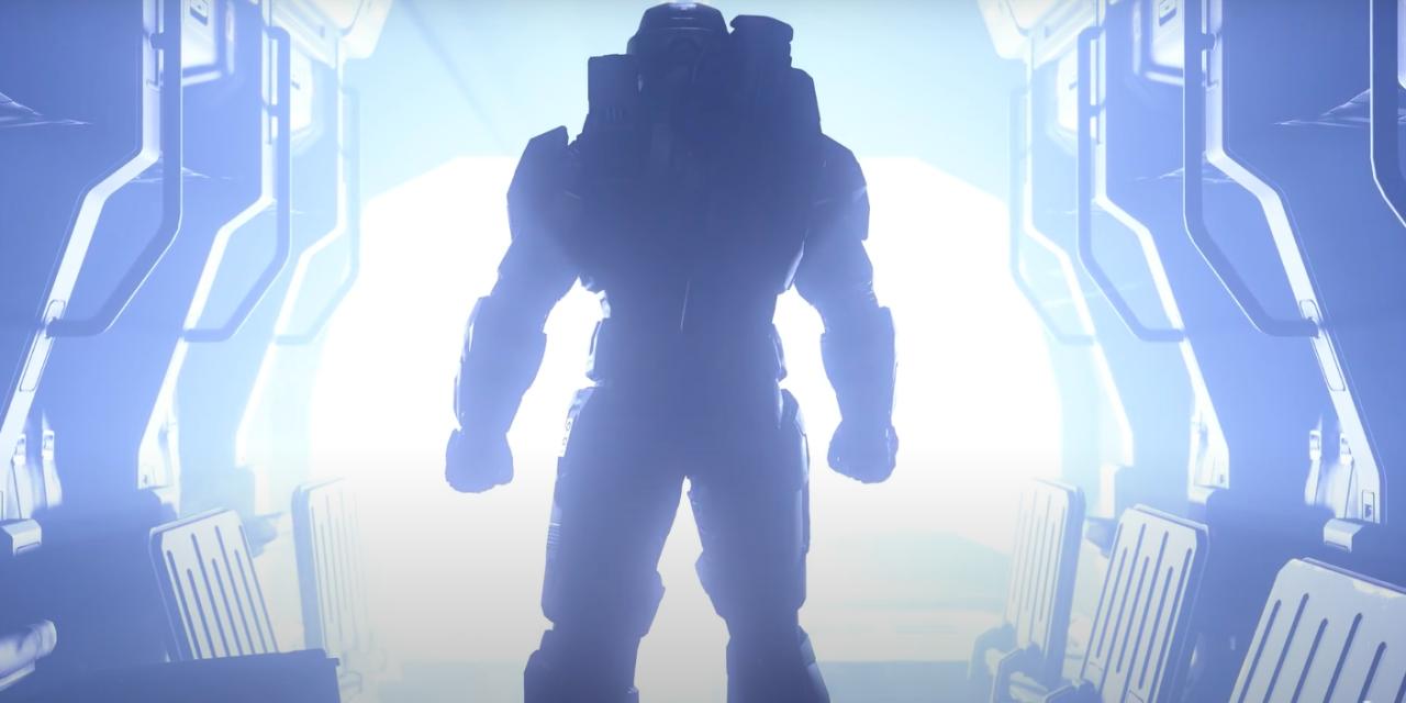 Inget multiplay eller co-op på Halo Infinite-visningen