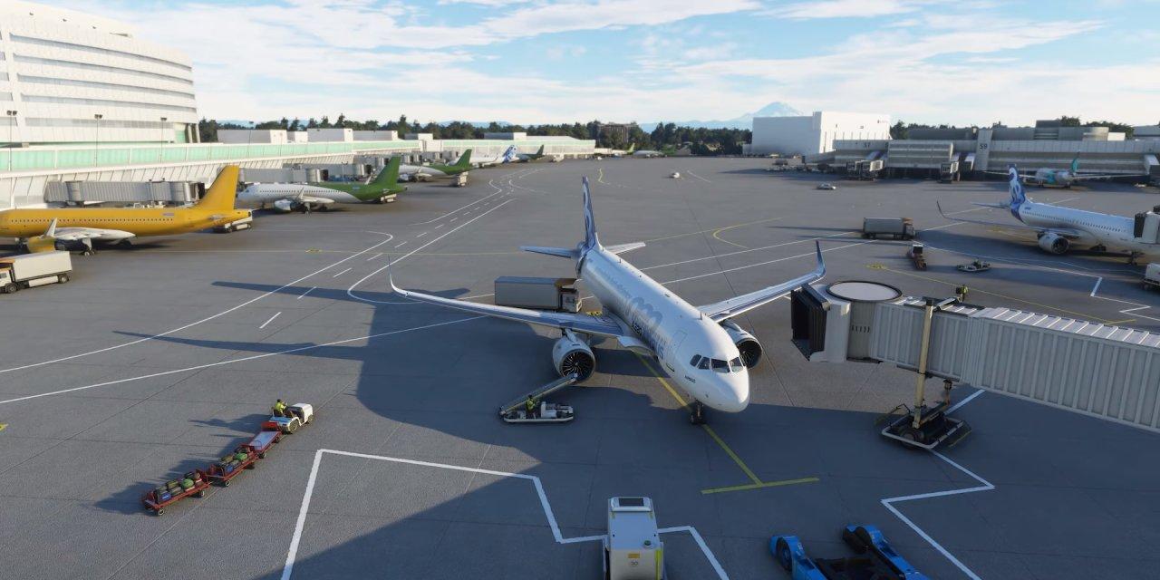 Microsoft klargör grejen med premium-flygplatser i Microsoft Flight Simulator