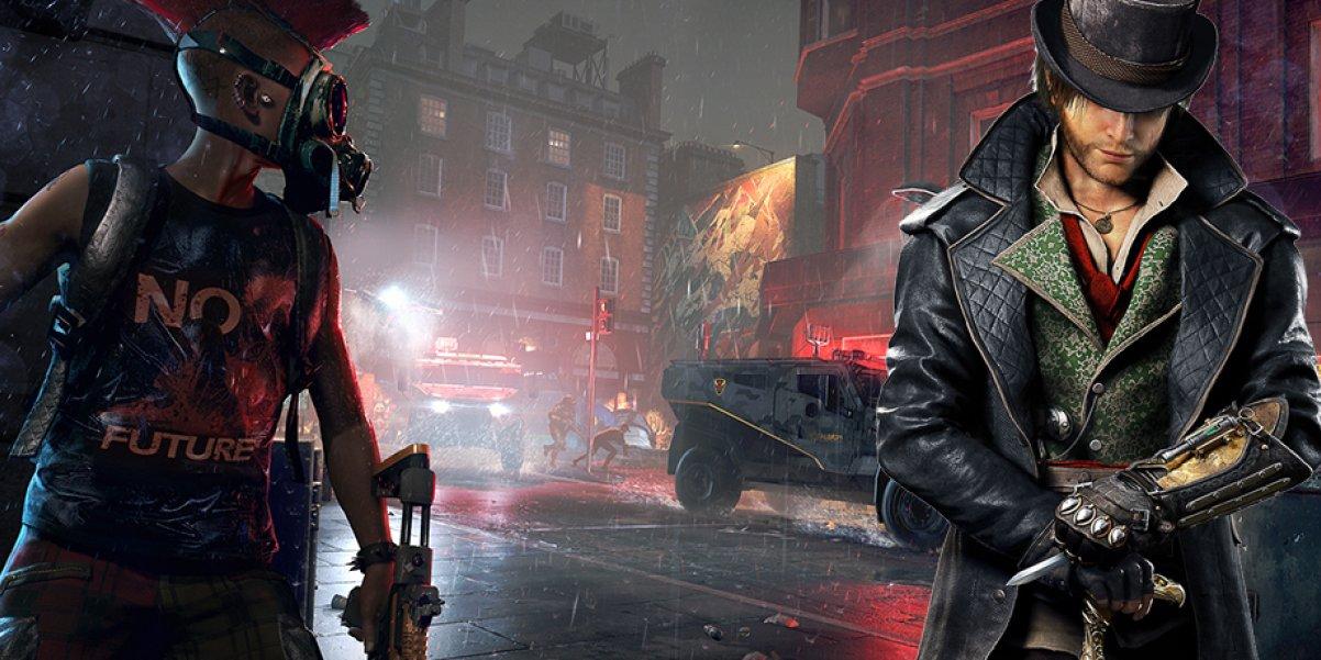 I Watch Dogs: Legion finns en koppling till en känd Assassins Creed-profil