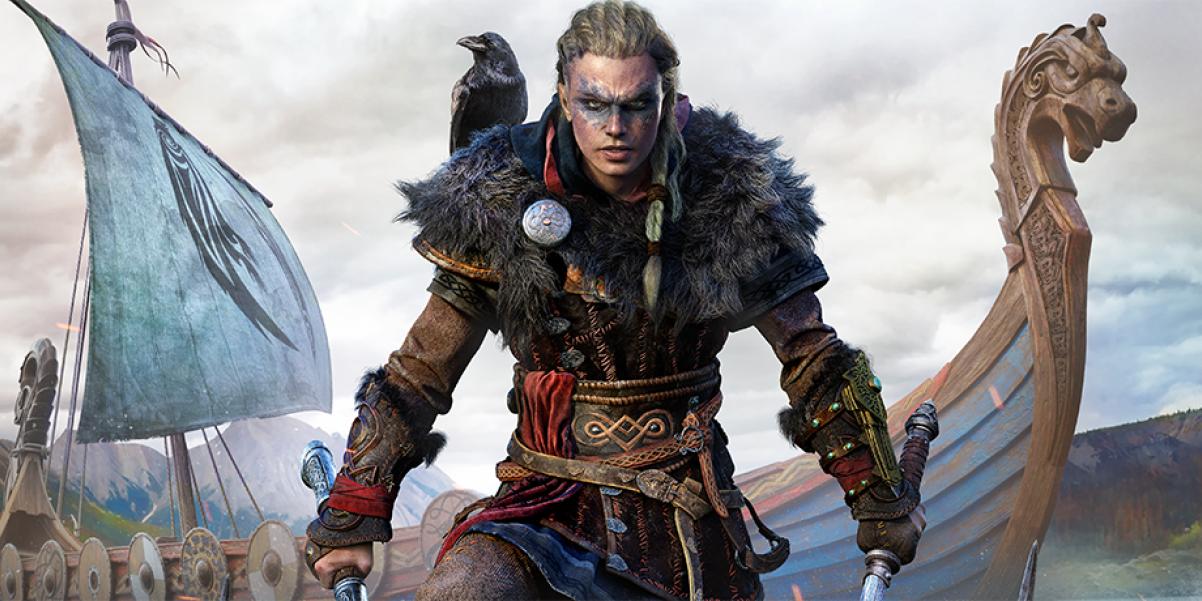 """Ansiktsuttrycken i Assassins Creed Valhalla kommer """"definitivt"""" förbättras"""