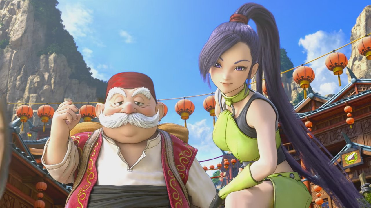Dragon Quest XI: Echoes of an Elusive Age S – Definitive Edition (puh!) kommer till pc, PS4 och Xbox