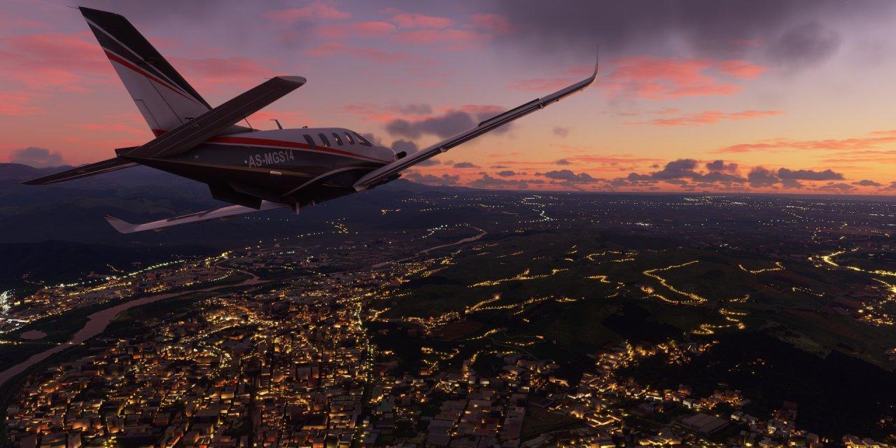 Microsoft Flight Simulator också till Steam, VR-stöd landar senare