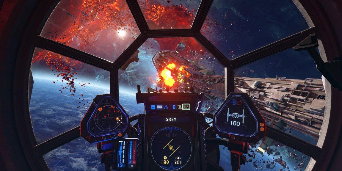"""Star Wars: Squadrons är billigare då det inte har """"bredden"""" hos stora EA-titlar"""