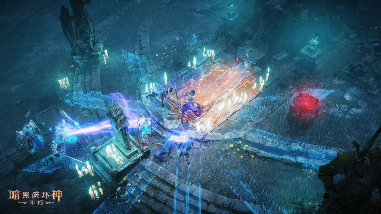 Som du har längtat - ny trailer från Diablo Immortal!
