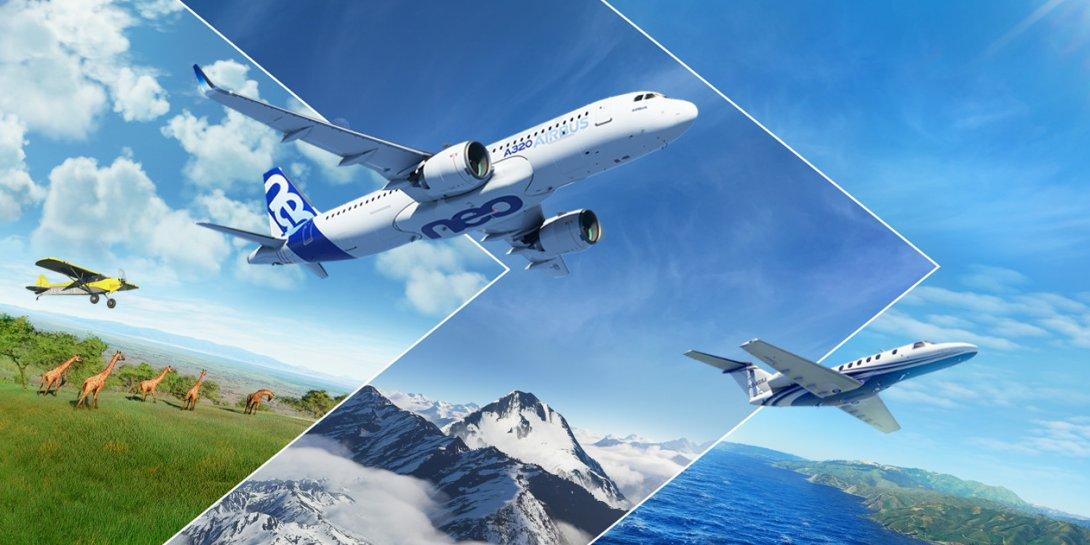 Flygande start! Första Microsoft Flight Simulator-betygen är skyhöga