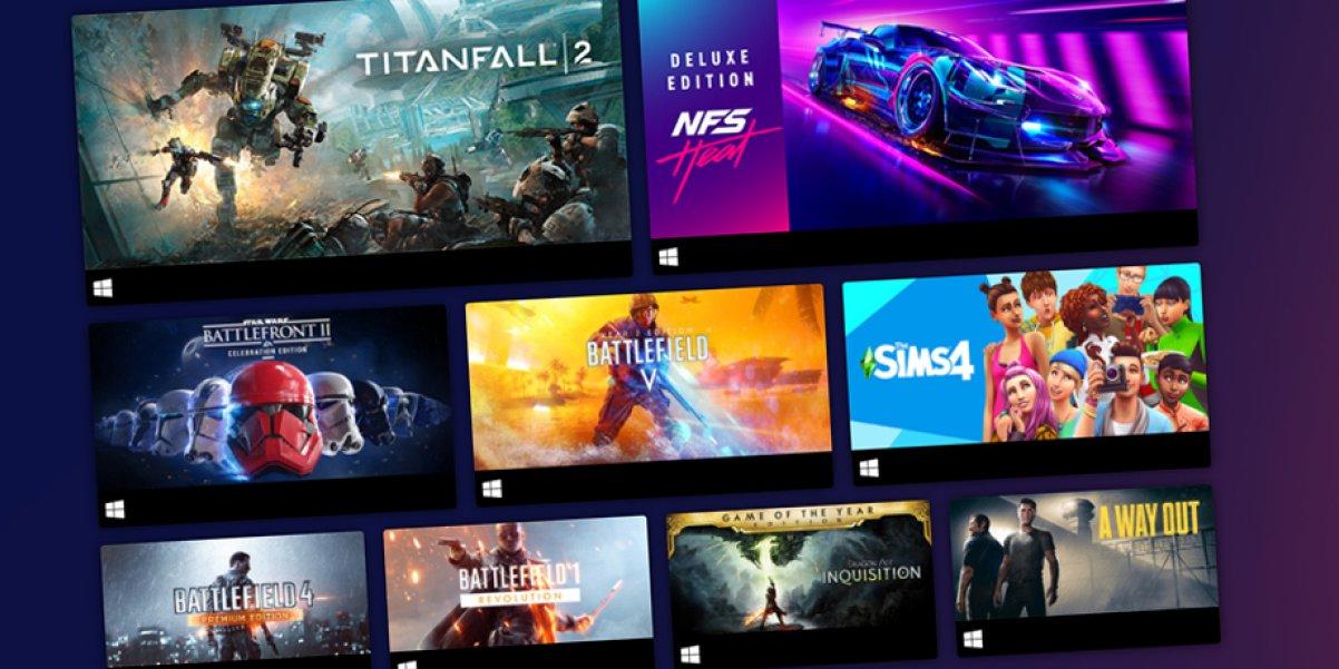 EA Play till Steam i augusti