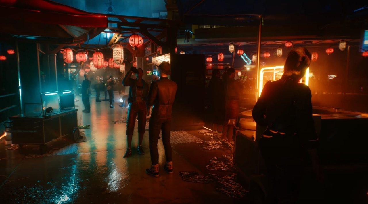 Nya Cyberpunk 2077-systemkrav - ingen ray-tracing med AMD (än)