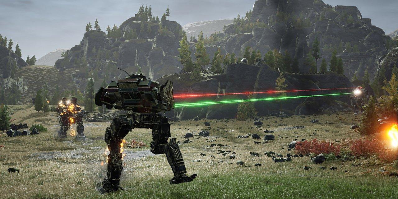 Mechwarrior 5: Mercenaries kommer till Xbox-konsolerna