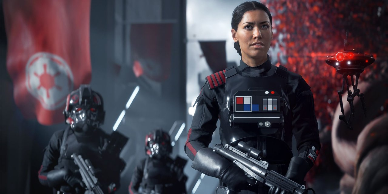 Epic free right now, so Battlefront II servers crash