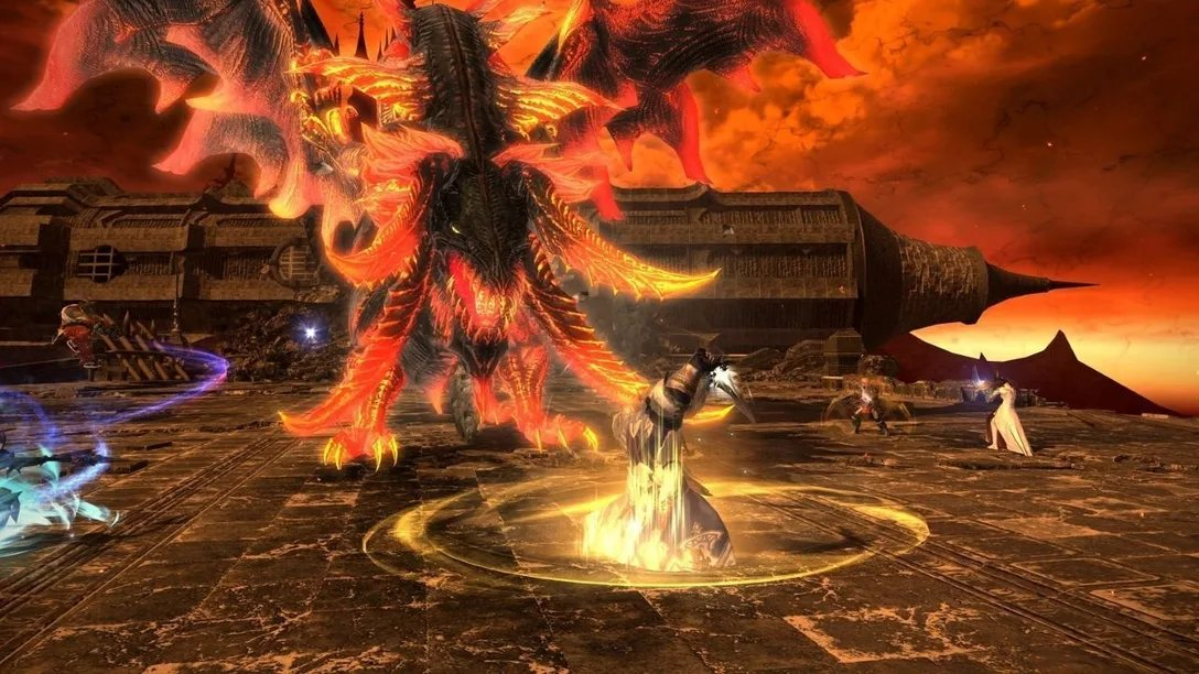 Playstation 5-spelare kan testa Final Fantasy XIV-betan i dag