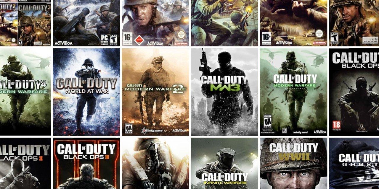 2021 års Call of Duty bekräftat, görs av Sledgehammer