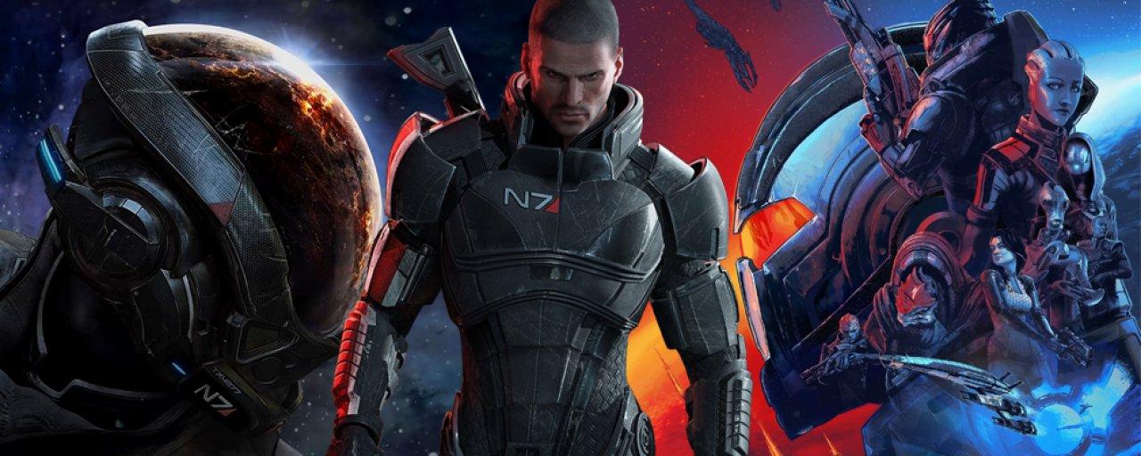 Quiz – Vad kan du om ikoniska Mass Effect-serien?