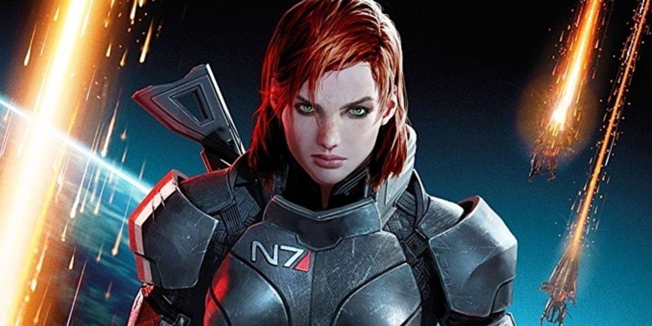 Grafiken i remastrade Mass Effect Legendary Edition hårdanalyseras