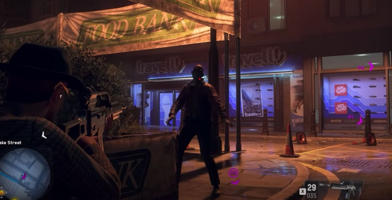 Watch Dogs: Legion invaderas av zombier i nytt spelläge