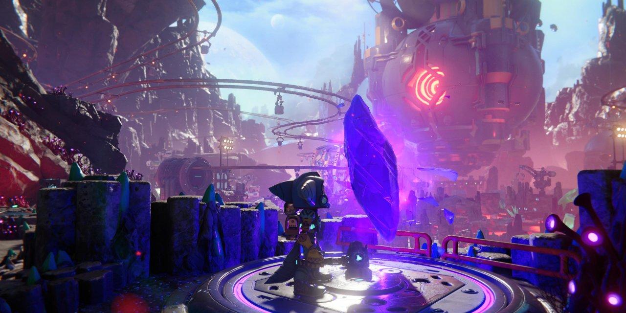 """Tekniskt utlåtande om nya Ratchet & Clank: """"60 fps med ray tracing? Inga problem!"""""""