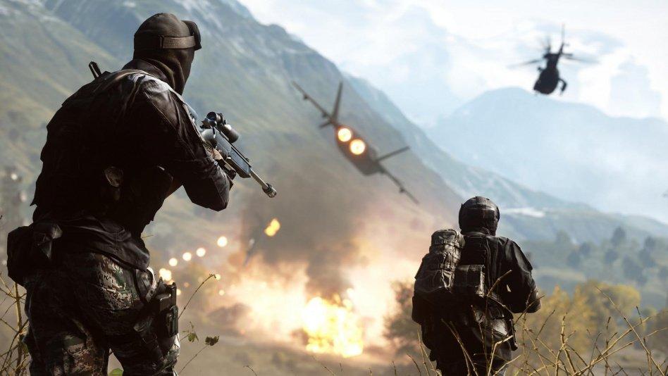 Dice fortsätter att teasa Battlefield 2042:s nya spelläge