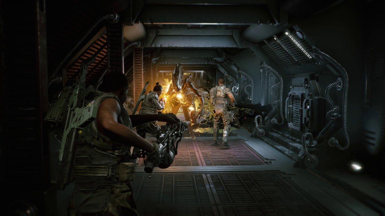 Spana in 15 minuter gameplay från Aliens: Fireteam Elite