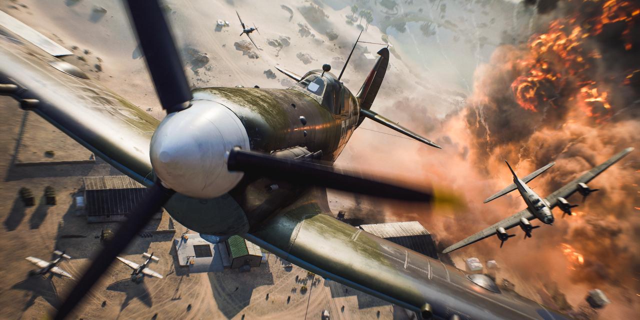 """EA Play Pro-prenumeranter och """"guldbokare"""" får Battlefield 2042 tidigare"""