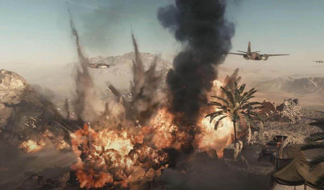 Bekanta dig med kampanjen i story-trailern för Call of Duty: Vanguard