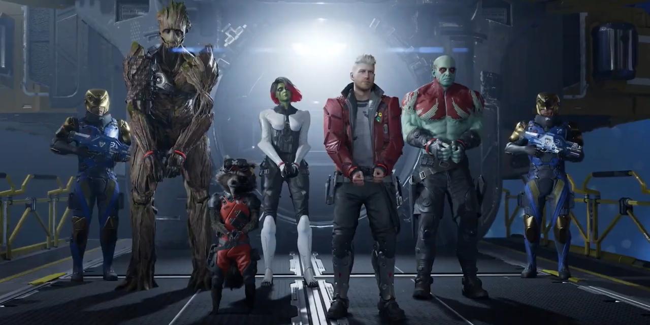 """Guardians of the Galaxy hårdbantar på pc, går från 150 till """"runt"""" 80 GB"""